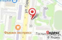 Схема проезда до компании Урал-Инжиниринг в Новой Отрадовке
