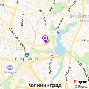 АпрельКа на карте