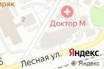 Схема проезда до компании Bake my day в Калининграде
