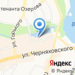 Новые шторы на карте Калининграда