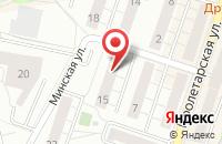 Схема проезда до компании Клуб Бухгалтеров и Аудиторов Некоммерских Организаций в Калининграде