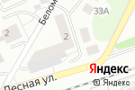 Схема проезда до компании B & B в Калининграде
