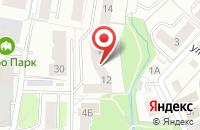 Схема проезда до компании Весттехпром в Калининграде