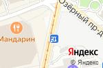 Схема проезда до компании Большой праздник в Калининграде