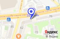 Схема проезда до компании ЮВЕЛИРНЫЙ САЛОН АДАМАС в Черняховске
