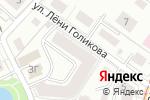 Схема проезда до компании Нотариус Живаева К.А. в Калининграде