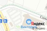 Схема проезда до компании AppleSin в Калининграде