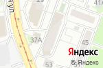 Схема проезда до компании Калининграднефтестрой в Калининграде