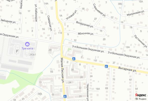 продажа квартир по ул. Янтарная