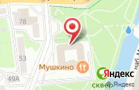 Схема проезда до компании Коравтолайн в Калининграде