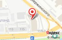 Схема проезда до компании Россиббалт в Калининграде
