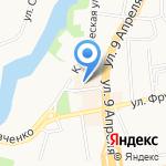 Эксперт на карте Калининграда