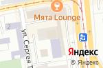 Схема проезда до компании Калининградские Информационные Технологии в Калининграде