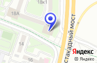 Схема проезда до компании ЦЕНТР НАПОЛЬНЫХ ПОКРЫТИЙ КОВРЫ в Калининграде