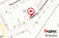 Схема проезда до компании Компания Диги-Дез в Калининграде