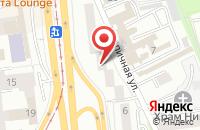 Схема проезда до компании Рка «Сфинкс» в Калининграде