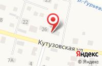 Схема проезда до компании Акватория Климата в Кострово