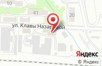 Схема проезда до компании Пивовар в Калининграде