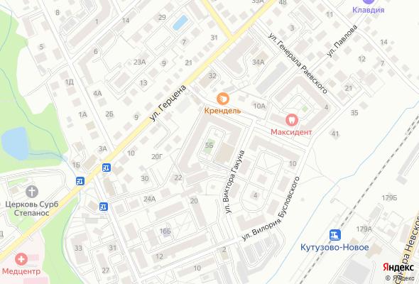 жилой комплекс Сказка