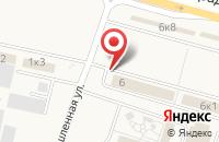 Схема проезда до компании Магазин мясопродуктов в Кутузово