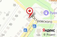Схема проезда до компании ДС-транспорт в Калининграде