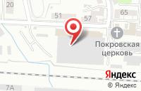 Схема проезда до компании Рыбтехцентр в Калининграде