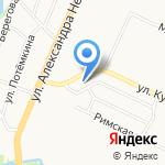 ГрандЭстет на карте Калининграда