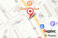 Схема проезда до компании Артель плотников и столяров в Астрахани