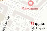 Схема проезда до компании Управляющая компания Сельма в Калининграде