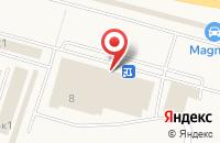 Схема проезда до компании Крокус в Кутузово