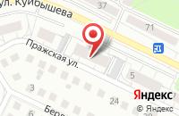 Схема проезда до компании Хороший Дом в Калининграде