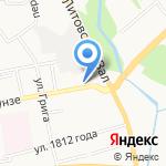 Центр биорезонансной терапии и диагностики на карте Калининграда