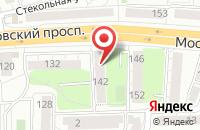 Схема проезда до компании Аметист в Калининграде