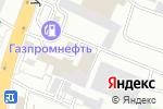 Схема проезда до компании Люкс-Авто в Калининграде