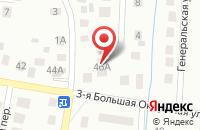 Схема проезда до компании Здоровый Продукт в Калининграде