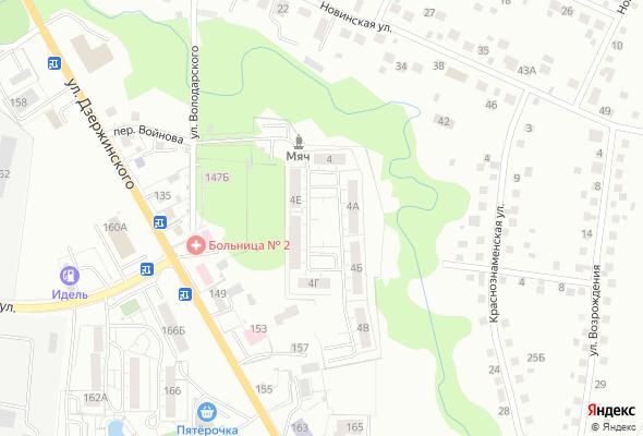 жилой комплекс Грюнштадт