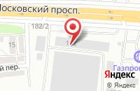 Схема проезда до компании СтройТорг в Калининграде