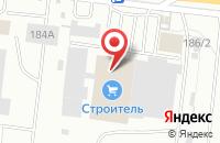 Схема проезда до компании Строймеханизация в Калининграде
