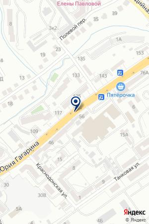 ПРОДУКТОВЫЙ ГОРОД на карте Калининграда