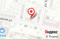 Схема проезда до компании Главспецстрой в Калининграде