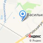 Альфа Сервис на карте Васильково