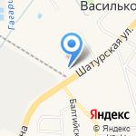 Гоэлро на карте Васильково
