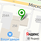 Местоположение компании Вариобалт