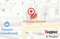 Схема проезда до компании Балтийские Аптеки в Калининграде