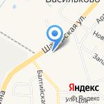 Дарья на карте Васильково