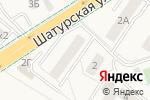 Схема проезда до компании Дус Калининград в Васильково