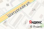 Схема проезда до компании Дарья в Васильково