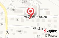 Схема проезда до компании Эко-фарватер в Васильково