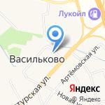 Магазин промышленных товаров на карте Васильково