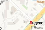 Схема проезда до компании Олимп в Васильково